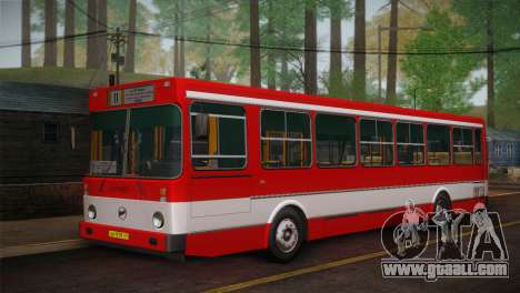 LIAZ 5256.00 Skin-Pack 1 for GTA San Andreas right view