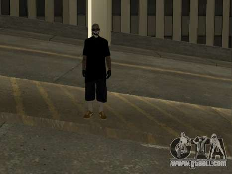 Vagos Skin Pack for GTA San Andreas third screenshot