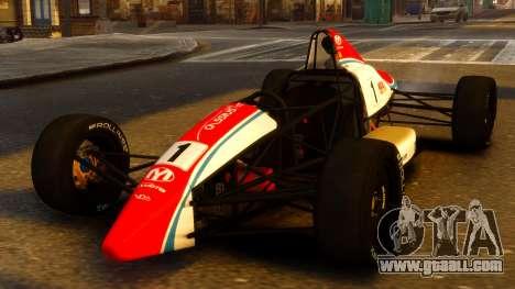 Formula Ford 1600 v1.0 for GTA 4