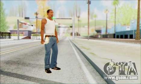 Toilet paper for GTA San Andreas second screenshot