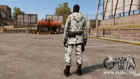 Swedish terrorist Arctic for GTA 4 third screenshot