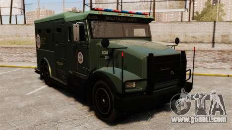 Military Enforcer for GTA 4