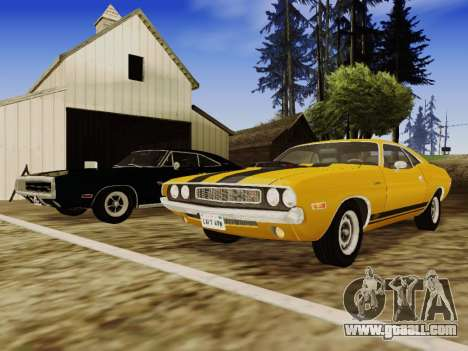 SA_RaptorX v1.0 for weak PC for GTA San Andreas eleventh screenshot