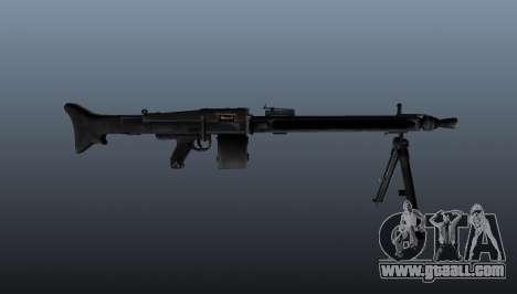 General-purpose machine gun MG-3 for GTA 4 third screenshot