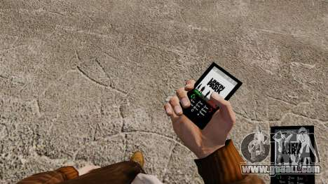 Theme for your phone Linkin Park for GTA 4