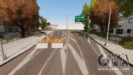 Street Race Track for GTA 4 third screenshot