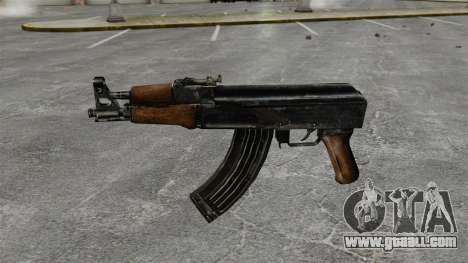 Draco submachine gun for GTA 4 third screenshot