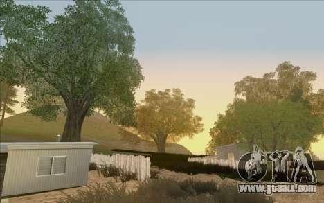 Behind Space Of Realities - Cursed Memories for GTA San Andreas sixth screenshot
