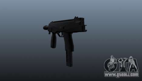 Automatic pistol TMP for GTA 4 second screenshot