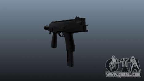 Automatic pistol TMP for GTA 4 second screenshot