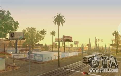 Behind Space Of Realities - Cursed Memories for GTA San Andreas third screenshot