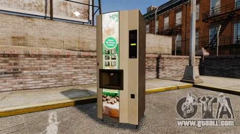 New vending machines for GTA 4 third screenshot