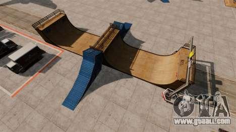 Stunt Park for GTA 4