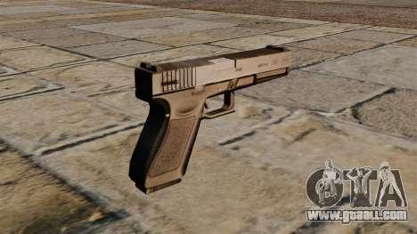 Auto Glock 18 c for GTA 4 second screenshot
