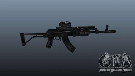 AK Sopmod 4 for GTA 4 third screenshot