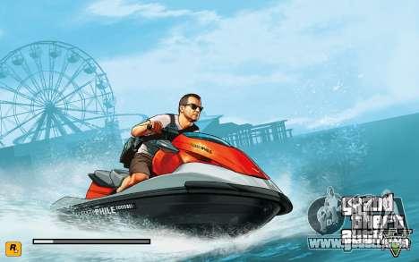 GTA V to SA: LoadScreens for GTA San Andreas sixth screenshot