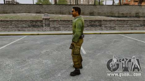 Middle East terrorist Elite Crew for GTA 4 second screenshot