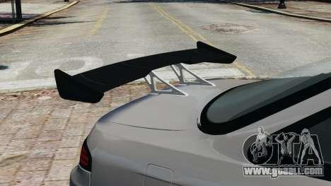 Nissan S14 Zenki JDM v2.0 for GTA 4 inner view
