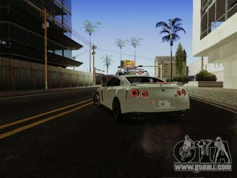SA_RaptorX v1.0 for weak PC for GTA San Andreas forth screenshot