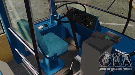 GM TDH 5303 v1 for GTA 4 back view