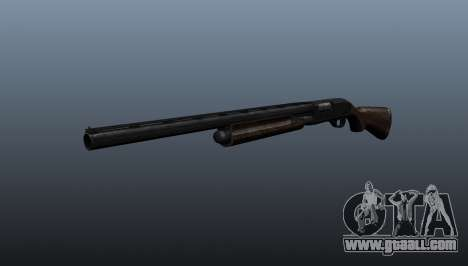 Pump-action shotgun Remington 870 for GTA 4