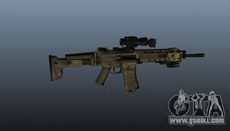 Magpul Masada Assault Rifle for GTA 4 third screenshot
