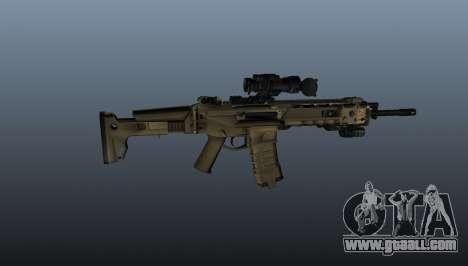 Magpul Masada Assault Rifle for GTA 4 third screenshot