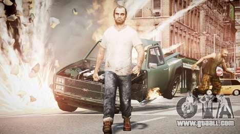 Trevor Fillips from GTA V for GTA 4