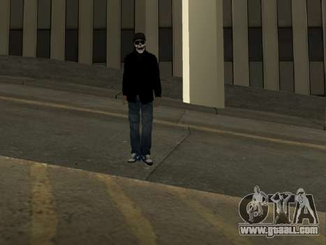 Vagos Skin Pack for GTA San Andreas second screenshot