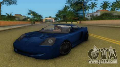 Toyota MR-S Veilside Hardtop for GTA Vice City