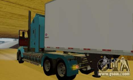 Kenworth T908 for GTA San Andreas right view
