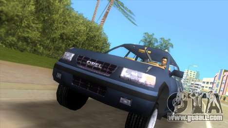 Opel Frontera for GTA Vice City