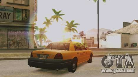 ENB Sunny for Low or Medium PCs for GTA San Andreas second screenshot