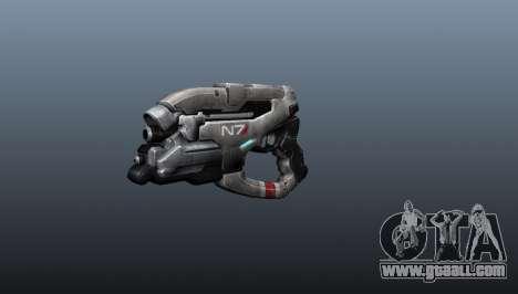 N7 Eagle Pistol for GTA 4