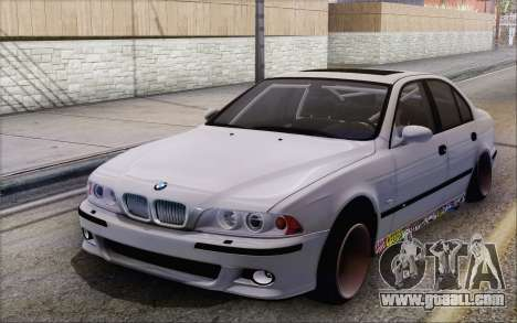 BMW M5 Street for GTA San Andreas