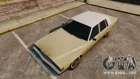 New dirt on transport for GTA 4 forth screenshot