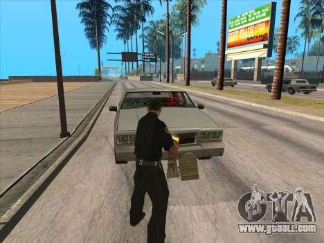 NSVT for GTA San Andreas sixth screenshot