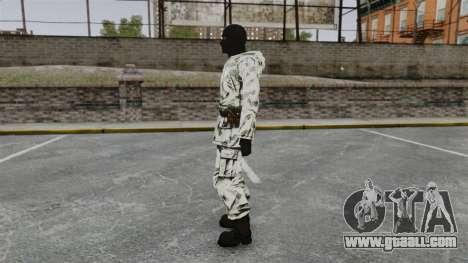 Swedish terrorist Arctic for GTA 4 second screenshot