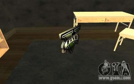 GTA V Save Icon for GTA San Andreas third screenshot