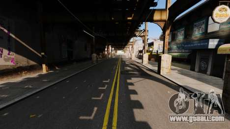 Street Race Track for GTA 4 second screenshot
