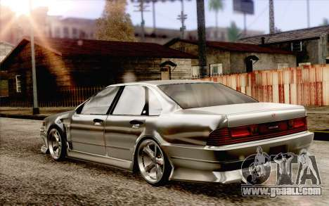Nissan Cefiro A31 for GTA San Andreas left view