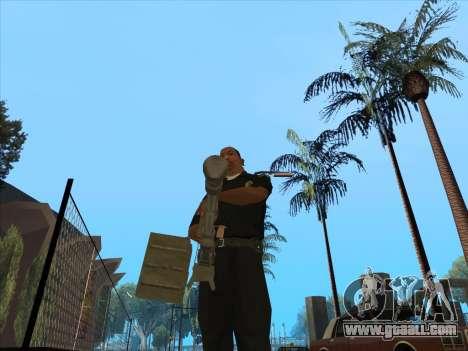 NSVT for GTA San Andreas second screenshot