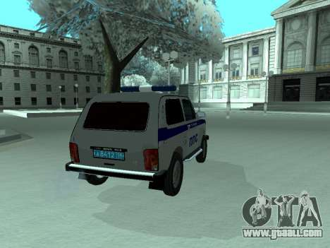 VAZ 212140 PPP for GTA San Andreas left view