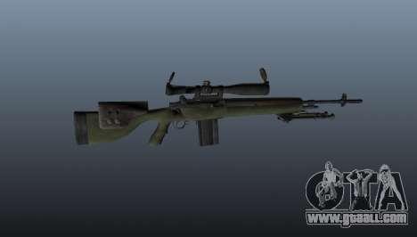 Sniper rifle OSV-96 for GTA 4 third screenshot