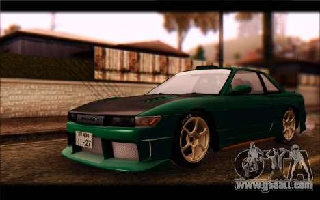 Nissan Silvia Drift for GTA San Andreas