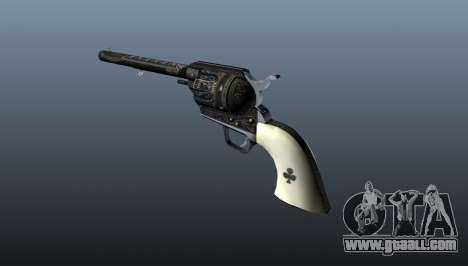 Revolver Lucky for GTA 4 second screenshot