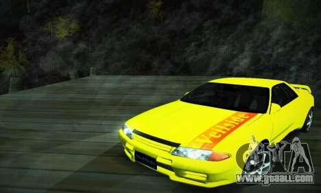Nissan Skyline R32 GT-R for GTA San Andreas