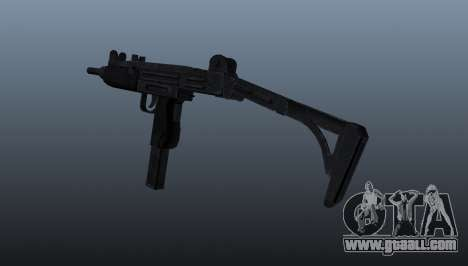 IMI Uzi submachine gun for GTA 4 second screenshot