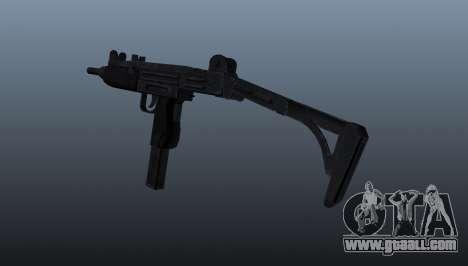 IMI Uzi submachine gun for GTA 4 second screenshot