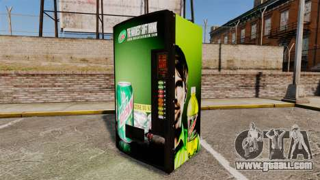 New vending machines for GTA 4